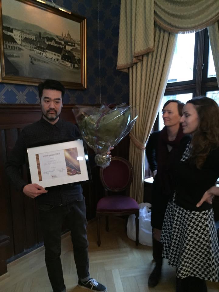 LOFF-prisen 2014 til Nguyen
