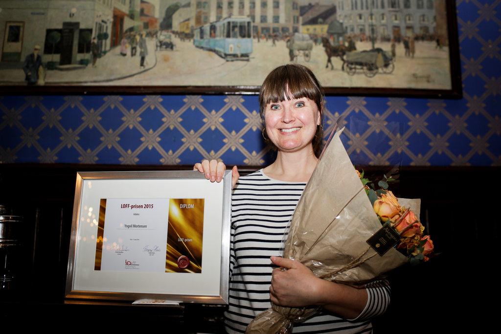 LOFF-prisvinneren 2015